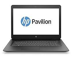 HP Pavilion 17-ab401ng 43,94 cm (17,3 Zoll Full HD IPS) Gaming Notebook (Intel Core i5-8300H, 8GB RAM, 128GB SSD, 1TB HDD, Nvidia GeForce GTX 1050Ti 4GB, Windows 10 Home 64) schwarz