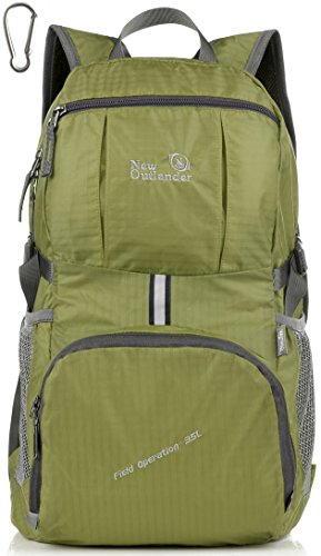 Outlander Packable Lightweight Travel Hiking...