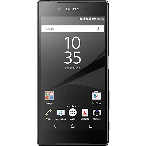 Smartphone Sony Xperia Z5 Android 5.1 Tela 5.2' 32GB 4G Câmera 23MP - Graphite Black