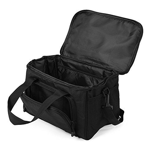 Lixada 釣りバッグ 釣り袋 釣具タックル タックルバッグ 肩掛け可能 大容量 多機能 釣り アウトドア 登山 旅行用