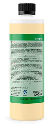 Röhnfried – DarmFit Ergänzungsfuttermittel mit Spurenelementen Konzentrat (5 ml/Liter Trinkwasser) für Geflügel: Hühner, Puten, Gänse, Enten | Immunabwehr und Darmgesundheit (1000 ml) - 3