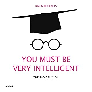You Must Be Very Intelligent audiobook cover art