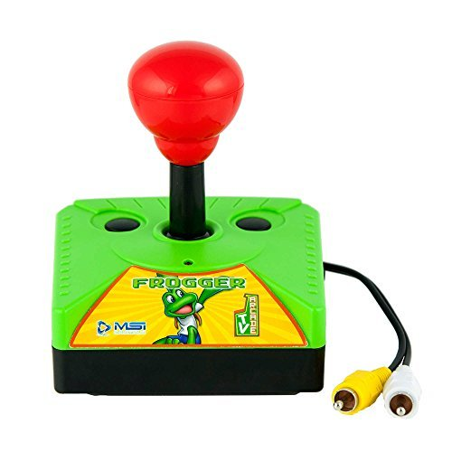 Frogger Plug and Play Classic Arcade TV Game