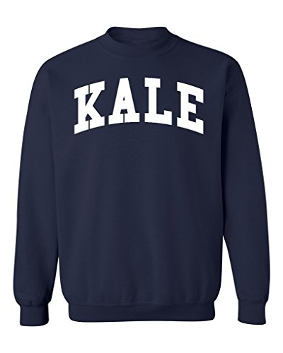 P&B Kale W. Crewneck Sweatshirt, M, Navy