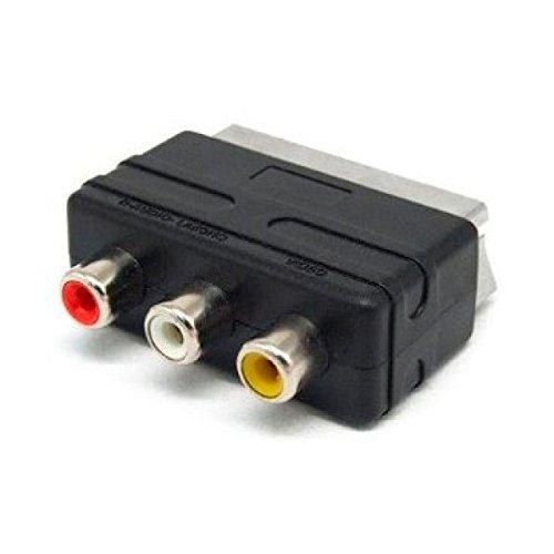 Cexpress - Adattatore SCART RCA