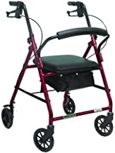 ProBasics Economy Rollator with Loop Brakes and Pouch by PMI