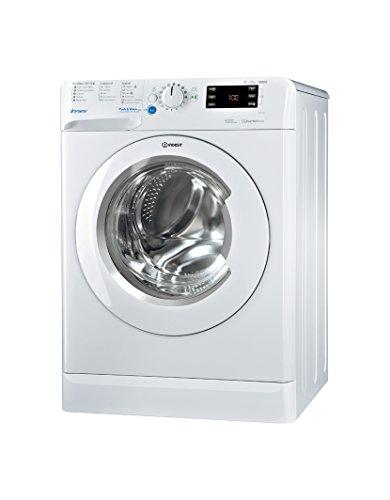 Indesit BWSE 71283X WWGG IT Libera installazione Carica frontale 7kg 1200Giri min A+++ Bianco lavatrice