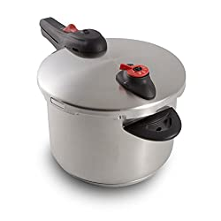 NuWave Stainless Steel Pressure Cooker, 6.5-Quart Review