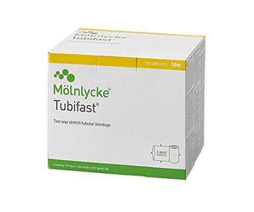 Tubifast 2-WAY-Stretch 10,75 cmx10 m Gelb, 1 St