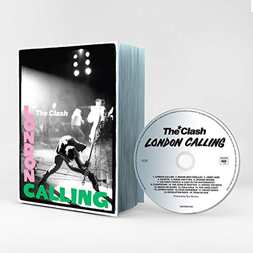 London Calling (2019 Limited Special Sleeve) [Vinyl LP]