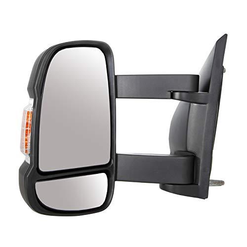 Außenspiegel links elektrisch verstellbar langer Spiegelarm 735620763