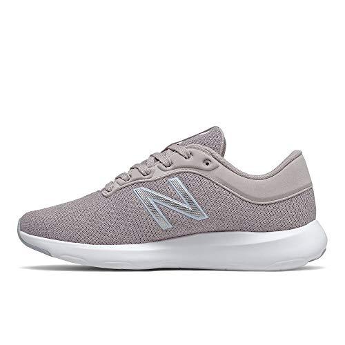 New Balance Ralaxa V2 - Zapatillas de running para mujer, morado (Logwood/Uv Glo/Silver Metallic), 37 EU