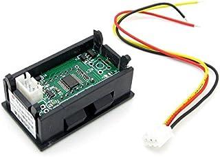 0.36 Inch LED 5 Digit DC0-33.000V 12V 24V High Accuracy Voltmeter Auto Digital Voltmeter Tester Volt Gauge Panel Meter wit...