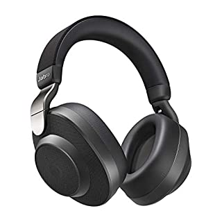 Jabra Elite 85h Over-Ear Headphones – Active Noise Cancelling Wireless Earphones with Long Battery Life for Calls and Music – Titanium Black (B07NPN3H25) | Amazon price tracker / tracking, Amazon price history charts, Amazon price watches, Amazon price drop alerts