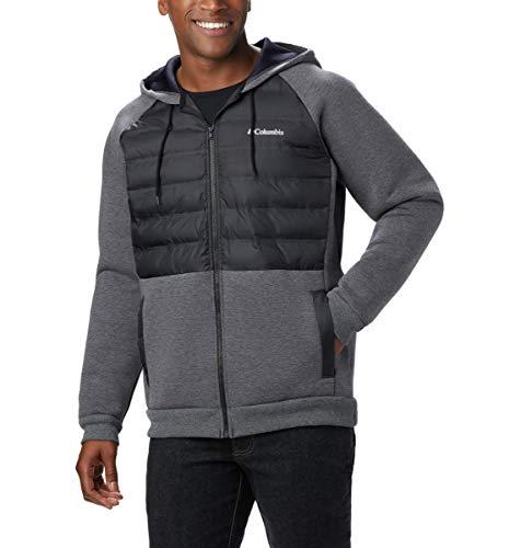 Columbia Northern Comfort II Sweat à Capuche pour Homme Noir Taille XL