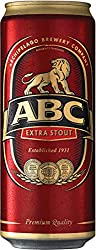 ABC Extra Stout Beer Can, 24 x 500ml