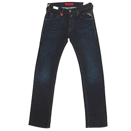 Replay Jeans Tillbor Farbe dark greencast, Größe W29-L34