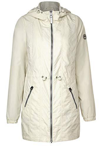 Cecil Damen 100610 Windjacke, Salted White, Medium
