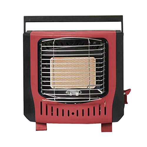 ZFAME 1200W bewegliches Propan/Butan-Gas-Heizung, Keramik Radiant Raumheizkörper mit Flameout Protective für Indoor/Outdoor, Camping, Angeln, Garage