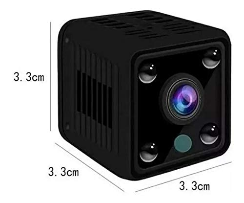 Smallest Wireless Mini Spy Camera