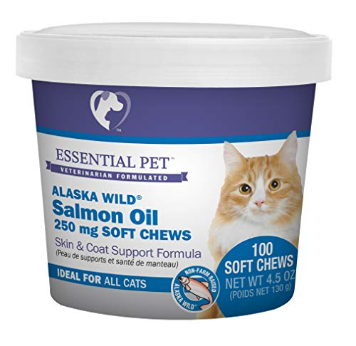 Top 10 best selling list for cat supplements for shedding