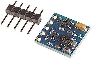 HGJVBFGH1 GY-271 HMC5883L Three-Axis Digital Compass Magnetic Field Module Magnetometer Blue