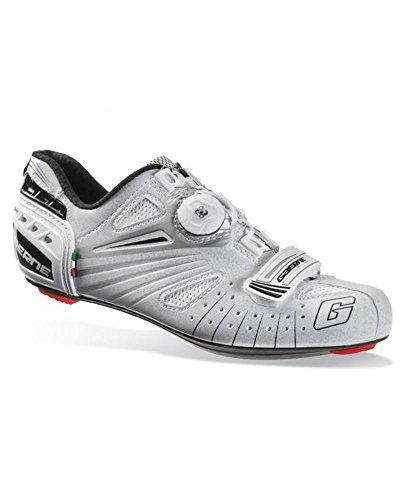 Gaerne Carbon Composite G.Luna - Zapatillas de Ciclismo para Mujer, Color Blanco, Talla 38