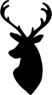 Best small stag stencil Reviews