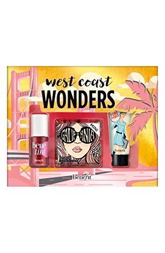 West Coast Wonders Make-up Set Benetint Lip & Cheek Stain Mini 4 ml + The POREfessional Pore Primer Mini 7,5 ml + Galifornia Rouge Mini 3 g 1 Stk.