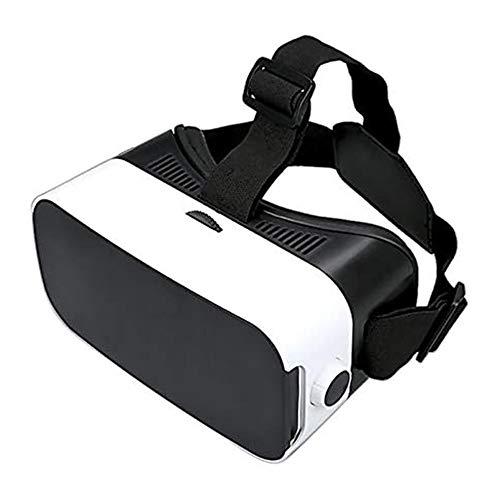 VR-Brille, Virtual Reality-Brille kompatibel mit iPhone & Android [3D Brille] - Erleben Sie Spiele und 360 Grad Filme in 3D mit weicher & komfortabler VR-Brille