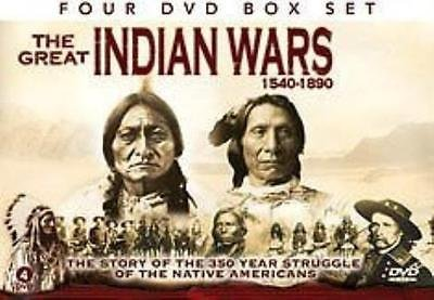 Great Indian Wars 1540 To 1890 [DVD]