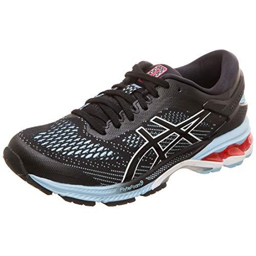 Asics Gel-kayano 26, Women's Running Shoes, Black (Black/Heritage Blue 003), 5 UK (38 EU)