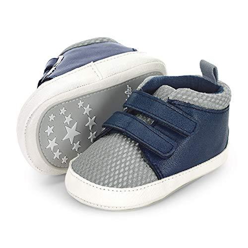 Sterntaler dziecięce buty chłopięce, niebieski - Blau Marine 300-17/18 EU