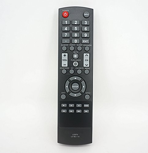 Original TV Remote Control for SHARP LCD HDTV LC-RC1-14 LCRC114