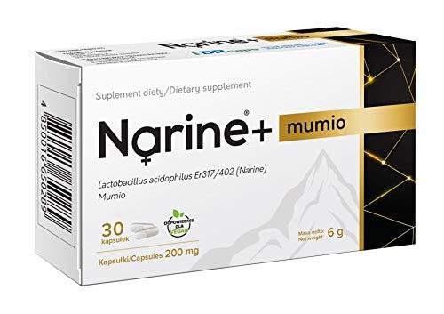 Narine+ Mumio 200 mg, 30 Kapseln