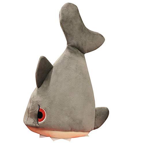 Heoolstranger Grappige Alberne haaivis hoed nieuwigheid avondjurk kostuum nachtmutsen voor het slapen van gekke partij-hoofddeksel voor volwassenen en kinderen, elektrische zanghoed