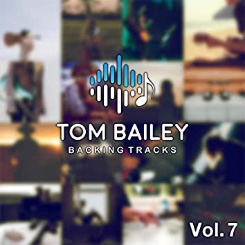 Tom Bailey Backing Tracks Collection Vol. 7