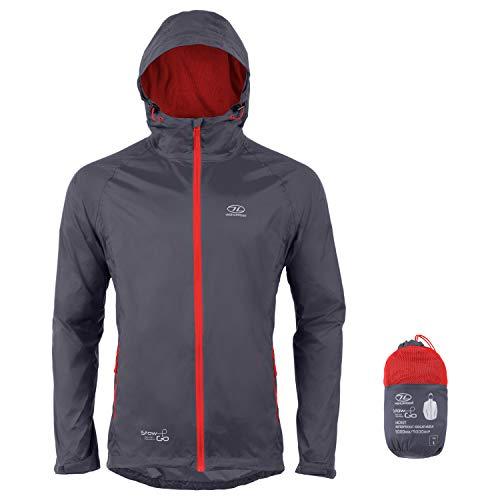 Highlander Unisex Stow & Go Jacket