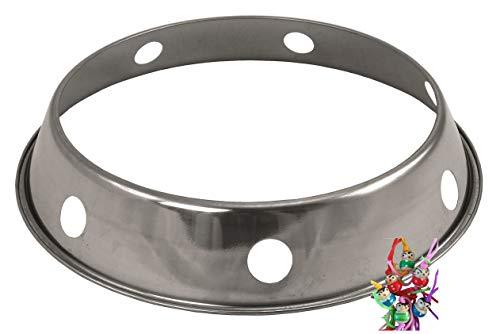 yoaxia ® Marke Set - Ringhalterung für WOK mit rundem Boden