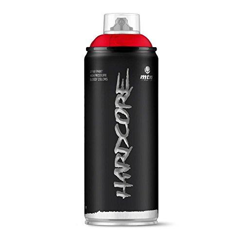 MTN Hardcore Spray Paint - RV3001 - Vivid Red