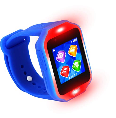 Kurio Gulli C19520 Armbanduhr, interaktiv und beleuchtet, Blau