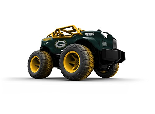 Officially Licensed NFL Remote Control Monster Truck Green Bay Packers