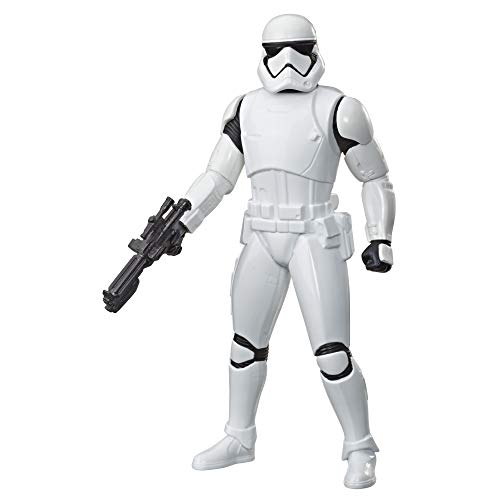 STAR WARS First Order Stormtrooper Toy 9.5-inch Scale Action Figure, Toys for Kids Ages 4 and Up