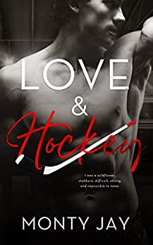 Love & Hockey (Fury Book 1) by [Monty Jay]