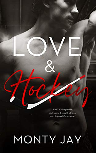 Love & Hockey (Fury Series Book 1) by [Monty Jay]