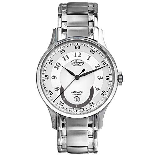 reloj ruso buran