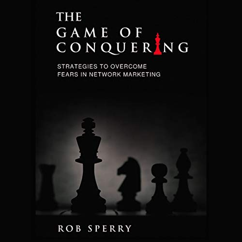 Couverture de The Game of Conquering