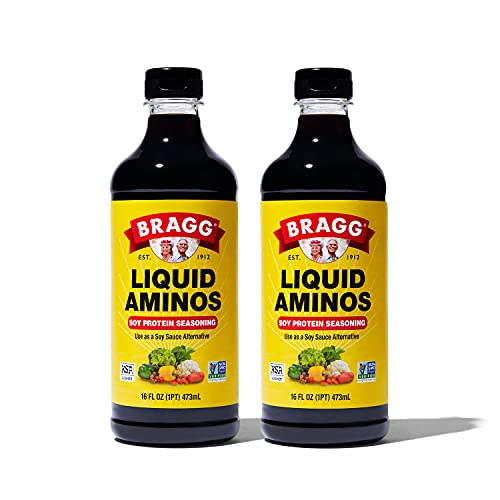 Bragg's Liquid Amino Acid