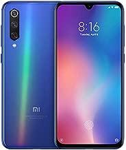 Xiaomi Mi 9 SE Unlocked 6GB/64GB Dual Sim 4G LTE Phone (International Global Version, No Warranty) (Ocean Blue)
