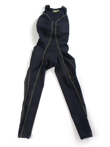 Speedo Costume da Gara Openwater Rcbr Lskn Af Navy 72 cm (UK 6)